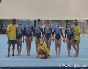 El Club Gimnástico Lleida gana diez medallas al Campeonato de Cataluña base de gimnasia artística - SEGRE.com