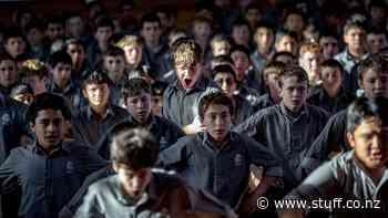 Palmerston North Boys' High School haka brings everyone together - Stuff.co.nz