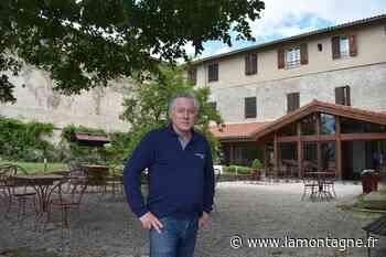 Le prieuré de Chaumont-le-Bourg (Puy-de-Dôme), transformé en hôtel-restaurant, a un nouveau gérant - La Montagne