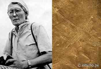 Lady Nazca: Película sobre María Reiche se rodará en Perú - El Búho.pe