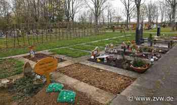 Muslimische Gräber auch in Schwaikheim - Schwaikheim - Zeitungsverlag Waiblingen - Zeitungsverlag Waiblingen
