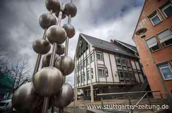 Schwaikheim nach Tod von Bürgermeister Häuser - Von Worten der Trauer keine Spur - Stuttgarter Zeitung
