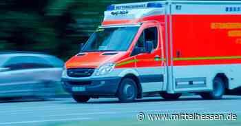 72-Jährige bei Unfall in Dillenburg verletzt - Mittelhessen