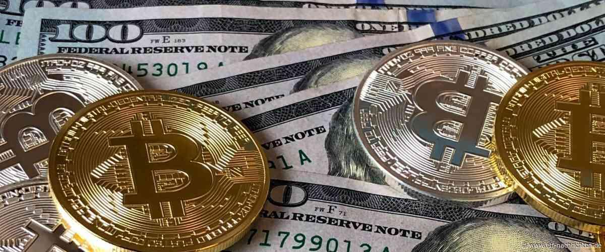 Bitcoin und Ethereum: Kann ETH den BTC an der Spitze ablösen? - ETF Nachrichten