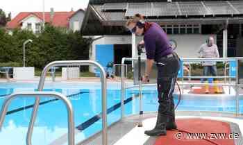 Ab Montag, 12. Juli: Viel mehr Badegäste im Schwaikheimer Freibad erlaubt - Zeitungsverlag Waiblingen