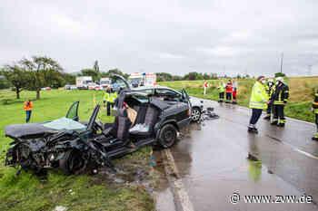 Schwerer Unfall bei Schwaikheim/Hohenacker: Vollsperrung und Rettungshubschrauber im Einsatz - Zeitungsverlag Waiblingen