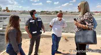 Gestionarán barda de seguridad para vaso de captación en Pradera - Puente Libre La Noticia Digital