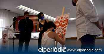 María Pradera y Lorena Sayavera, de Yinsen, son las autoras del cartel de Feria de Agosto 2021 - elperiodic.com