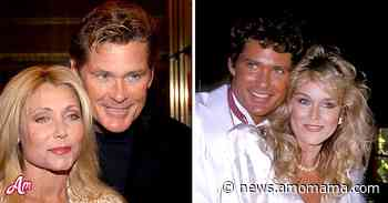 Meet David Hasselhoff's 3 Wives, Including Pamela Bach Who Lost Custody Battle over Their Kids - AmoMama