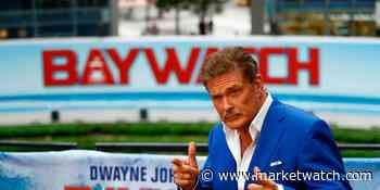 'Baywatch' star David Hasselhoff has come to the rescue…to save Germany from COVID-19 in vaccine drive - MarketWatch
