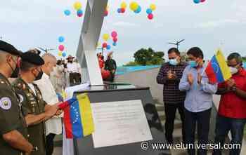 Inauguran paseo con réplica del sable de Bolívar en Barinas - El Universal (Venezuela)