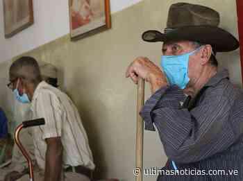 Aplican vacuna anticovid a los abuelos del geriátrico en Barinas - Últimas Noticias