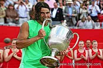 Queen's 2018: Rafael Nadal besiegt Novak Djokovic um den ersten Titel auf Rasen - Tennis World DE