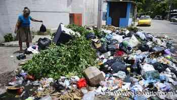 Montañas de basura a la espera de ser recolectadas en Apopa y Mejicanos | Noticias de El Salvador - elsalvador.com