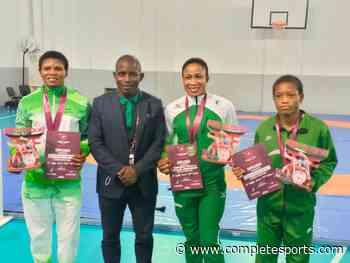 Tokyo 2020: Team Nigeria Wrestlers Set For Tune-Up Tournament In Yenagoa - Complete Sports Nigeria