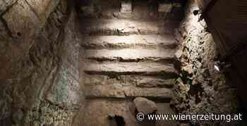 Archäologie - Gebäude aus Zeit des Zweiten Tempels in Jerusalem entdeckt - Wiener Zeitung