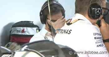 El reclamo en vivo de Bottas por la estrategia del equipo Mercedes de Fórmula 1 y el gesto de Toto Wolff que dio vuelta al mundo - infobae
