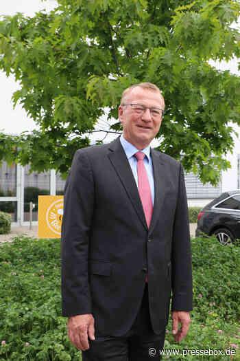 Kjellberg Finsterwalde: Volker Krink übernimmt Vorstandsvorsitz der Kjellberg-Stiftung - PresseBox