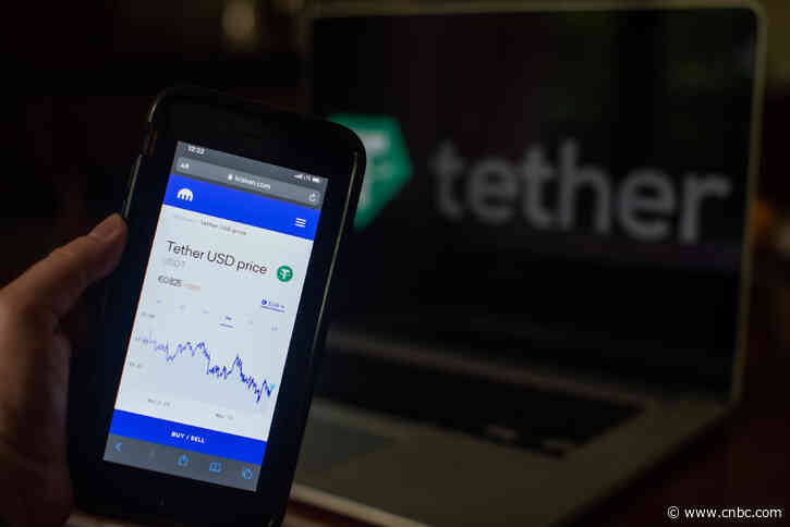 Why tether, the world's third-biggest cryptocurrency, has got economists worried - CNBC