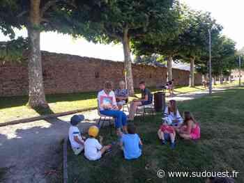 Saint-Jean-Pied-de-Port : des lectures en plein air pour adultes et enfants - Sud Ouest