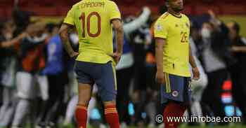 """Jugador argentino le grita """"chao gordito"""" a Edwin Cardona, tras la eliminación de Colombia de la Copa América - infobae"""