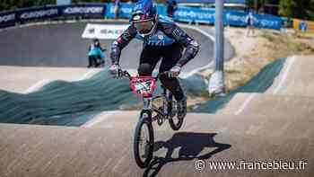 L'Auvergne aux JO de Tokyo : Axelle Etienne, la pilote du Lempdes BMX - France Bleu