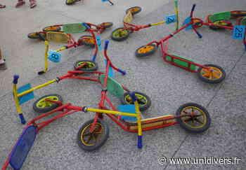 Course de trottinettes enfants – Fêtes de la république Capbreton vendredi 6 août 2021 - Unidivers
