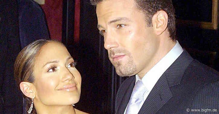 """Jennifer Lopez über Ben Affleck: """"Mir ging es nie besser"""" - bigFM"""