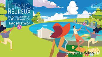 L'étang heureux Parc des Etangs samedi 10 juillet 2021 - Unidivers