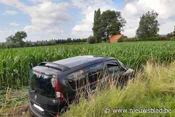 Man die onwel werd achter stuur was op weg naar spoedafdeling Sint-Andriesziekenhuis