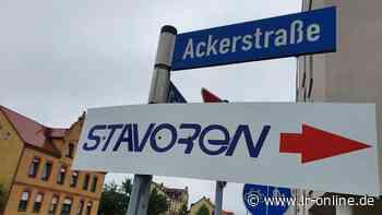 Straßennamen in Senftenberg: Welche Straßen in Senftenberg umbenannt werden - Lausitzer Rundschau