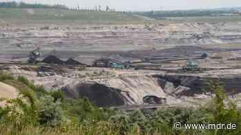 Kohleausstieg im Burgenlandkreis: Profen und Naumburg an der Abbruchkante - MDR