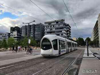 Voici le premier tracé envisagé pour relier Lyon à Saint-Fons et Vénissieux en tramway - actu.fr