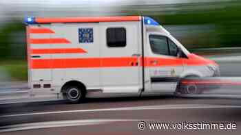 Unfall in Halberstadt: 71-jähriger Radfahrer schwer verletzt - Volksstimme