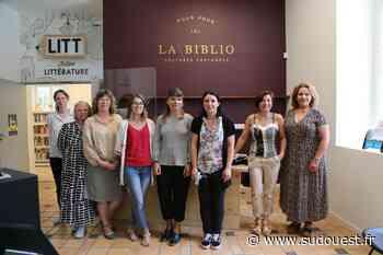 La Teste-de-Buch : la municipalité présente La Biblio, cultures partagées - Sud Ouest