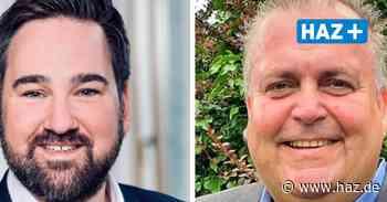 Ronnenberg: Sascha Goetz und Marko Nickel wollen Bürgermeister werden - Hannoversche Allgemeine