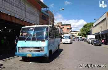 Transportistas de Guarenas y Guatire fijan el pasaje en Bs 400.000 - El Pitazo