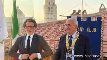 Cambio al vertice del Rotary Club Pisa: Giuseppe Bentivoglio è il nuovo presidente - PisaToday