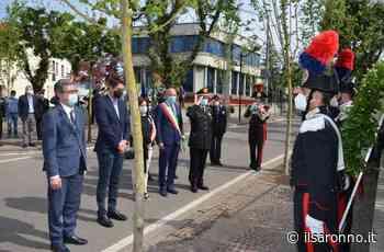 Locate Varesino, cerimonia in ricordo del maresciallo D'Immè - ilSaronno