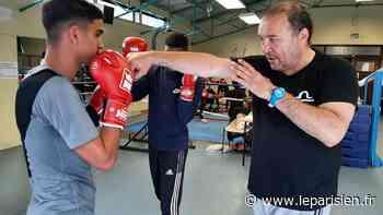 Villeneuve-Saint-Georges : Christophe Tiozzo ouvre une académie de boxe contre le décrochage des jeunes - Le Parisien