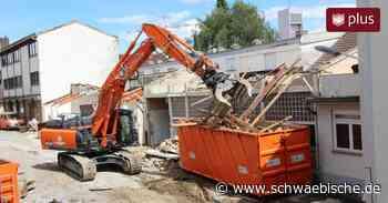 Abriss der SZ: So viele Häuser entstehen nun an der Lindauer Straße - Schwäbische