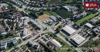Kein Kreisverkehr: An die Kreuzung Schäferhof/Oberhof soll eine Ampel kommen - Schwäbische