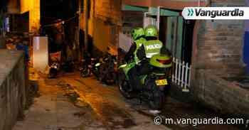 Rencilla por drogas habría sido la causa del homicidio en Piedecuesta - Vanguardia