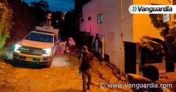 Sicarios a bordo de un taxi asesinaron a un hombre en Piedecuesta - Vanguardia