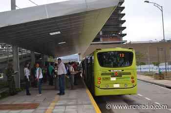 Metrolínea suspendió rutas alimentadoras para Piedecuesta y Floridablanca - RCN Radio