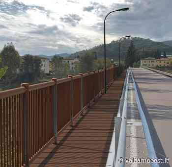 Lavori in corso tra Rosano e Pontassieve per la realizzazione della pista ciclopedonale - Valdarnopost