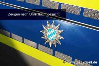 Verkehrsunfallfluchten in Lauingen und Wertingen - BSAktuell