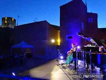 Trets : Après une soirée aux Antilles, Les Nocturnes Sainte Victoire emmènent le public en soirée romantique avec toujours autant de spectateurs, dont un connu ! - Trets au coeur de la Provence