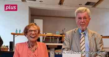 Walluf Walluf verabschiedet Beigeordnete - Wiesbadener Kurier