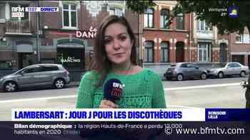 1:20 Nord: jour J pour les discothèques à Lambersart - BFMTV
